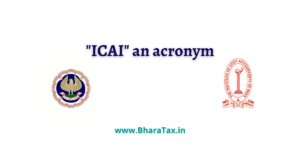 "Plea seeking to direct ICMAI to not use acronym ""ICAI"" dismissed"